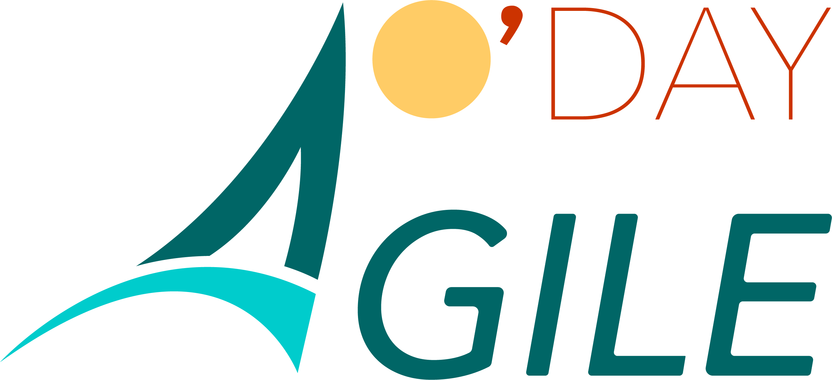 agile o day logo